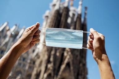 SPANISH TOURISM INDUSTRY LOSSES ESTIMATED AT 98.7 BILLION EUROS