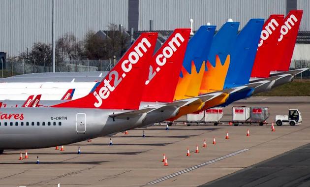 ایرلاینها از کاهش بلیتهای کنسلی هواپیما خبر دادند