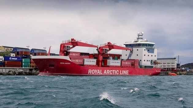 Havyard to Design Two Cargo Ships for Greenland's Royal Arctic Line