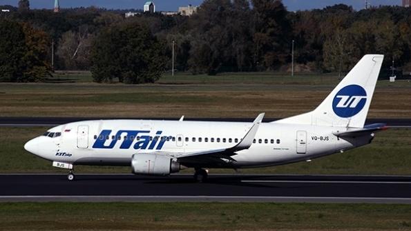 Russia's Utair 2017 net profit down 55.4% in 2017