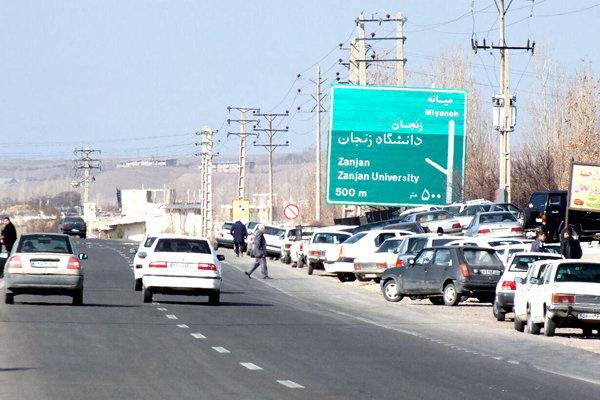 طرح راهداری تابستانی در راههای زنجان