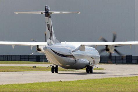 برقراری پرواز ATR خوی