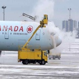 An Air Canada passenger falls asleep on the plane and wakes up in the dark on a parking area