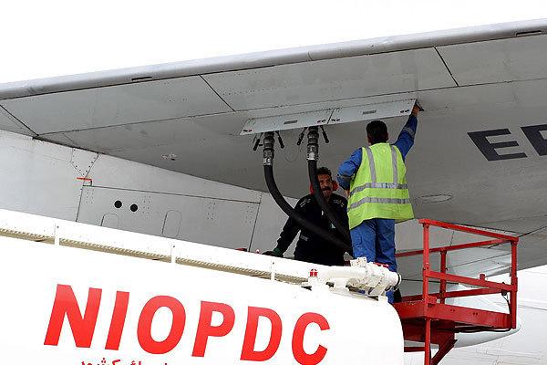 سهم اندک ایران در تولید سوخت هواپیما در مقایسه با منطقه