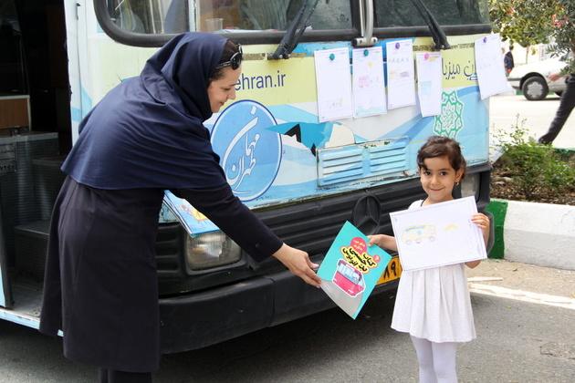 اقدامات فرهنگی  شرکت واحد در نمایشگاه کتاب تهران