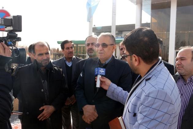 درخواست استاندار زنجان برای تسریع در توسعه فرودگاه زنجان