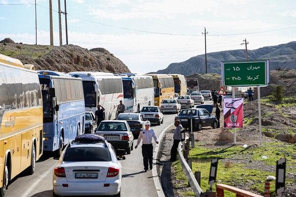۲ مرز خوزستان برای بازگشت زائران اربعین آماده شد