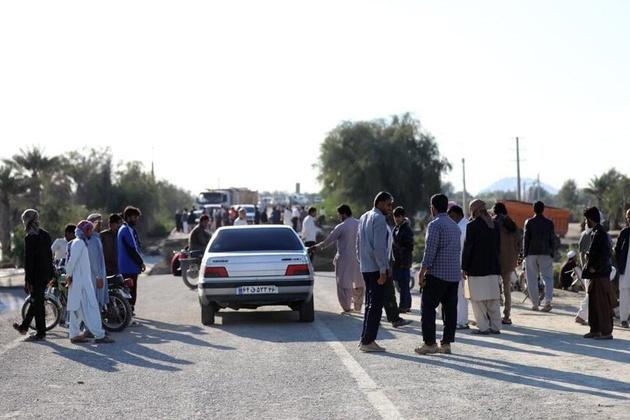 همه مسیرهای ارتباطی سیستان و بلوچستان بازگشایی شد