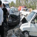 پژو و پراید در صدر خودروهای حادثهساز