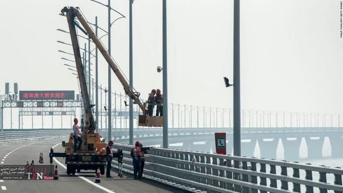 طولانی ترین پل در چین