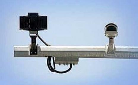 دوربینها روزانه ۲۵ هزار خودرو را جریمه میکنند