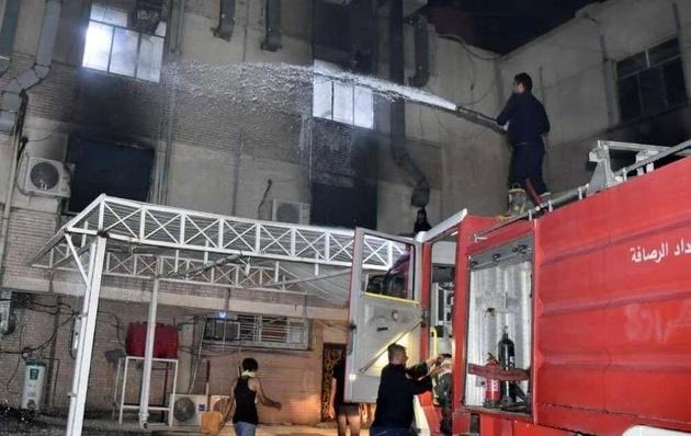 دولت عراق ۳ روز عزای عمومی اعلام کرد