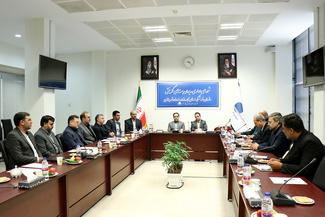 جلسه شورای اداری مدیران هستههای گزینه سازمانهای تابعه وزارت راهوشهرسازی