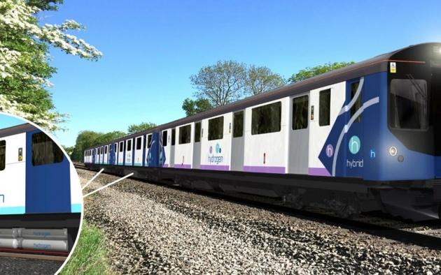 Vivarail set for UK trials of modular hydrogen train