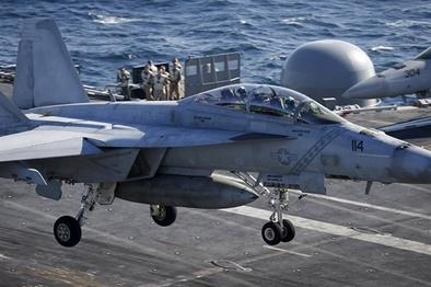۲ جنگنده آمریکایی در دریای فیلیپین سقوط کردند
