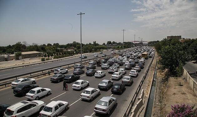 جزئیات ممنوعیتها و محدودیتهای ترافیکی محورهای مواصلاتی