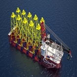 KONGSBERG to supply integrated technology for innovative new heavy lift crane vessel