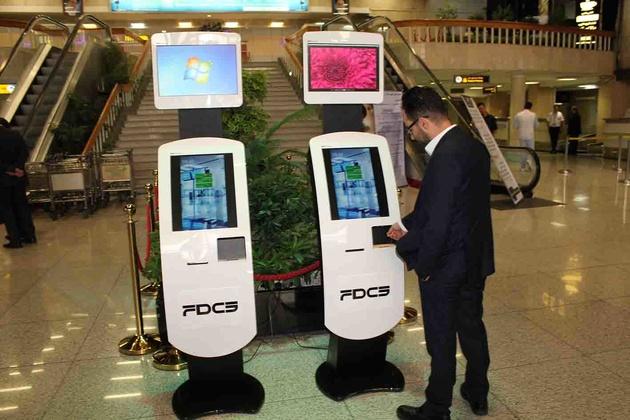 صدور روازنه بیش از 500 کارت پرواز هوشمند در فرودگاه مهرآباد