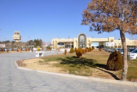 اعطای اراضی برای گسترش فرودگاه اصفهان