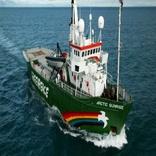 Norwegian Authorities arrest Greenpeace Ship