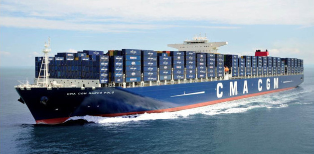 CMA CGM announces War Risk Surcharge in Middle East
