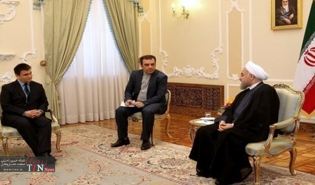 Rouhani: Peace in Eastern Europe important to Iran