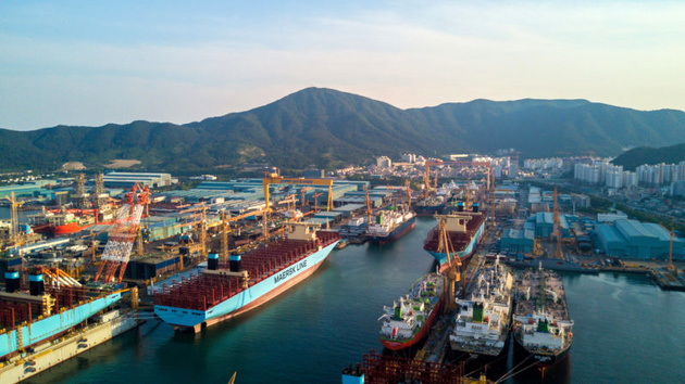 Yonhap: South Korea Unveils Plan to Order 200 Vessels by 2020