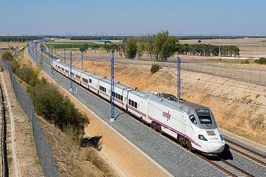 Spain opens new high-speed rail section