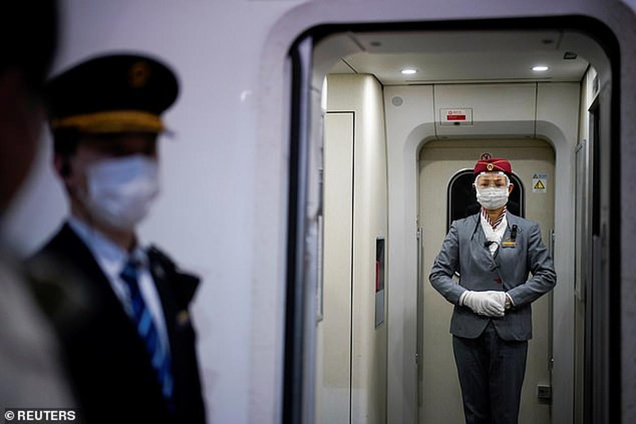 کارکنان قطار