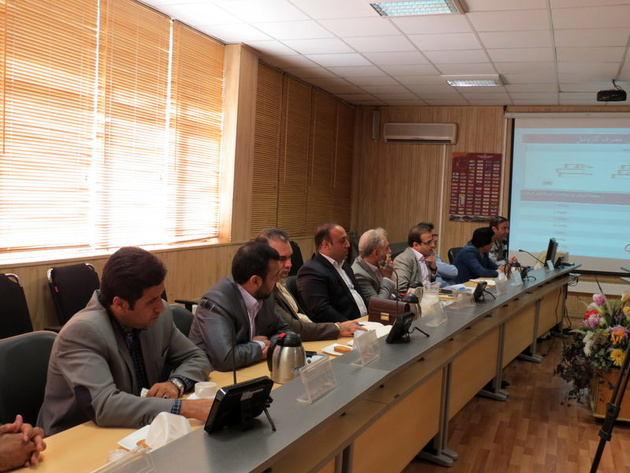 برگزاری چهارمین جلسه کمیته رفع آلودگی هوا و اخذ معاینه فنی اتوبوسهای شرکت واحد