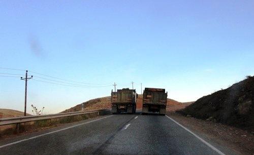 دستگیری قاتل یک راننده کامیون و کشف اموال مسروقه