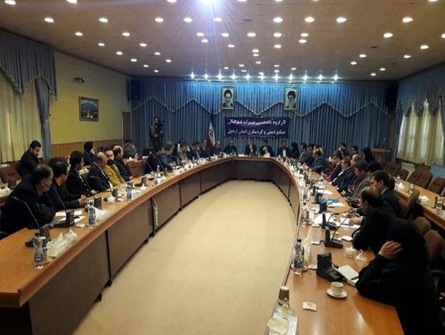 آمادگی راهداران استان اردبیل برای اجرای طرح راهداری زمستانی