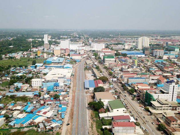 Thailand – Cambodia railway to open this month