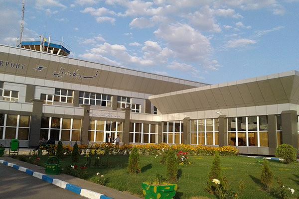 بهسازی لولههای تاسیساتی فرودگاه اردبیل در آستانه فصل سرما