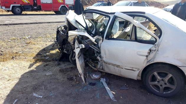 5 کشته در تصادف محور خاش - زاهدان