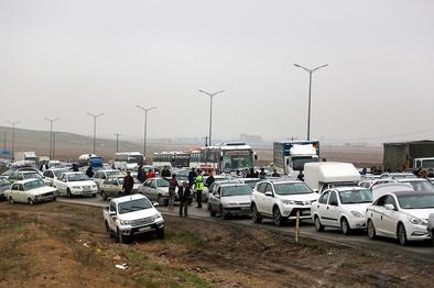 بررسی دلایل افزایش تصادفات در خراسان شمالی