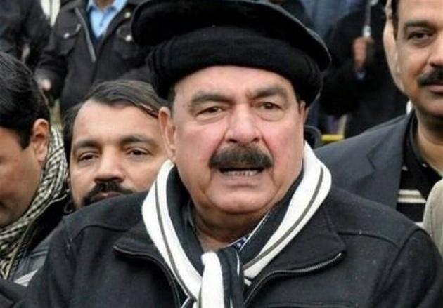 سفر  وزیر راهآهن پاکستان به ایران