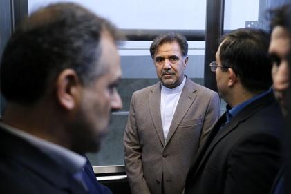 رونمایی از اپلیکیشن شهر فرودگاهی امام