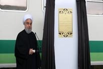 مترو شهر جدید هشتگرد افتتاح شد