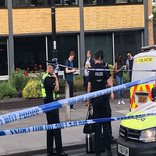 انفجار در ایستگاه قطار لندن چند مجروح برجای گذاشت