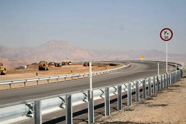 بهرهبرداری از قطعات یک و دو پروژه ملی ساخت آزادراه ارومیه- تبریز در آیندهای نزدیک