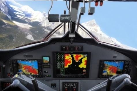 Garmin launches next - generation G۱۰۰۰ integrated flightdeck