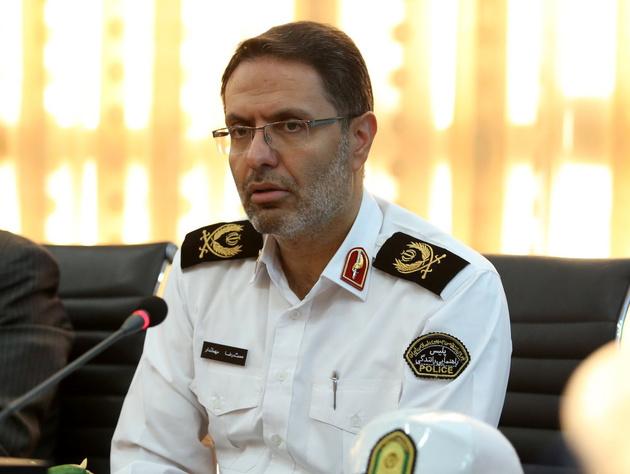 تقدیر رئیس پلیس راهور از 35 راننده  اتوبوسرانی و حملونقل عمومی