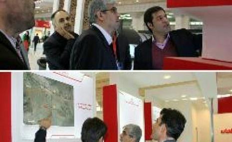 ◄ حضور مدیران عالی وزارت راه و شهرسازی در غرفه بندرخشک پیشگامان