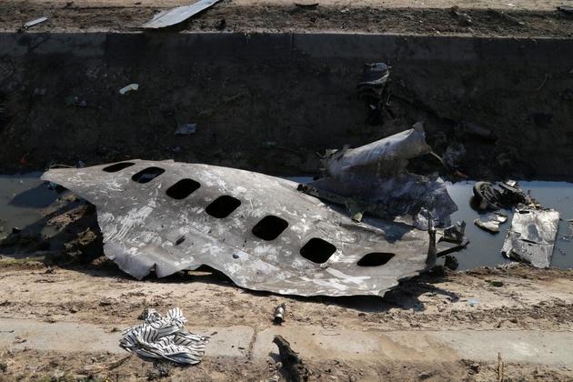 پرونده هواپیمای اوکراینی پس از پایان تحقیقات به دادگاه ارجاع میشود