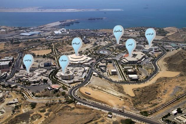 بیشترین حجم سرمایهگذاری در کدام بنادر ایران ایجاد شده است؟
