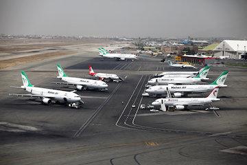 تاخیر 35 درصدی پروازها در شهریور