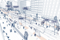 NACTO releases street design guide for the advent of autonomous vehicles
