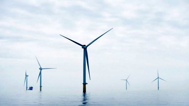 First Offshore Wind Farm Battery Installed in Scotland