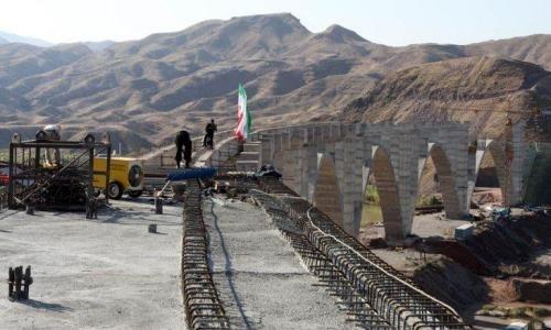سوت قطار قزوین-رشت اردیبهشت ۹۷ زده خواهد شد